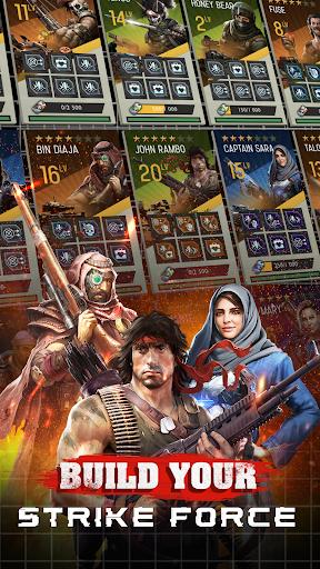 Rambo Strike Force  screenshots 2
