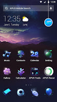Dream Travel Distance-APUS Launcher stylish theme