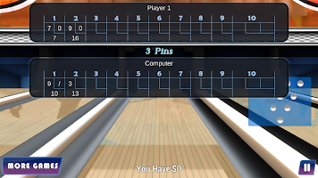 Bowling Pro Online Challenge
