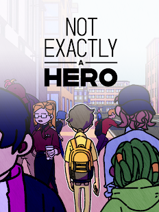Image For Not Exactly A Hero: Interactive Story Game Versi 1.0.4 14