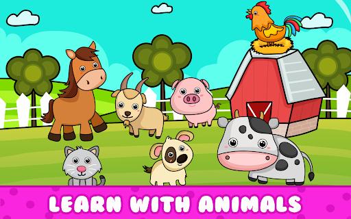Balloon Pop Kids Learning Game Free for babies  screenshots 10