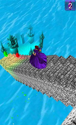 Cinderella 3D. Road to Castle.  screenshots 1
