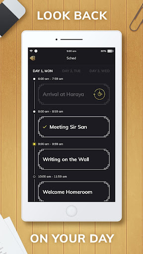Golden Hour Otome Romance android2mod screenshots 6