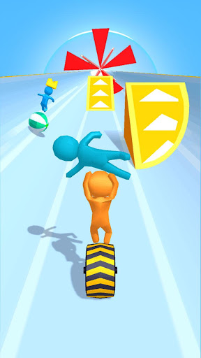 Turbo Skater Race Stars android2mod screenshots 3