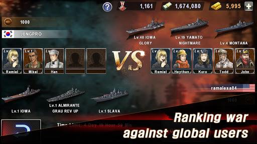 WARSHIP BATTLE:3D World War II  screenshots 6
