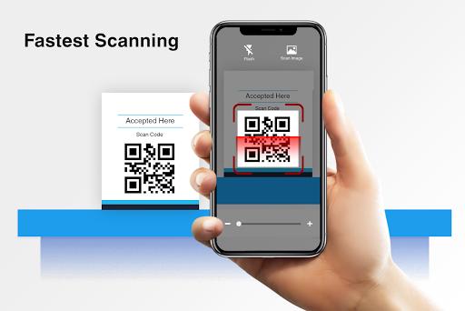 Download APK: QR Code/Barcode Scanner & Generator-QR Code Reader v1.1 [AdFree]