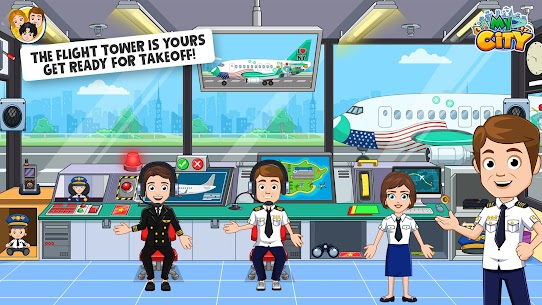 My City : Airport [Paid, MOD] For Android 6