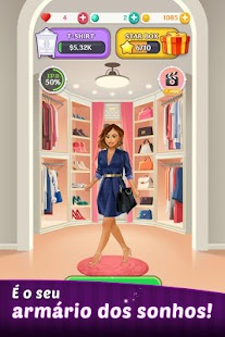 Nicole's Match : Dress Up & Match 3 Puzzle Game Screenshot