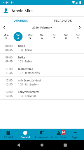 KRu00c9TA Tanulu00f3knak 1.4.1 Screenshots 2