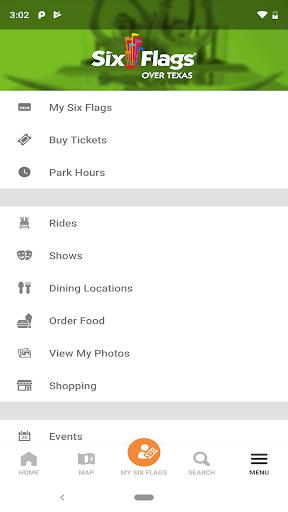 Six Flags apktram screenshots 8