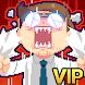 魔界電子 VIP: 会社と言う名のダンジョン(自動でアイテムを入手するRPGゲーム) - Androidアプリ