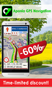 GPS Navigation & Map by Aponia v5.0.1108 Full APK 1