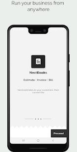NextBooks - Invoice, Estimate, Billing & GST/Tax