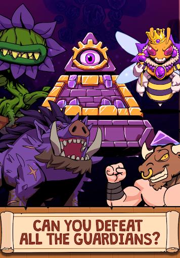 Card Guardians: Deck Building Roguelike Card Game screenshots 5