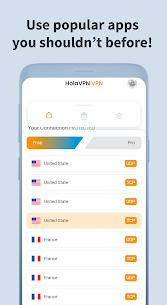 Baixar Hola VPN Mod Apk 5