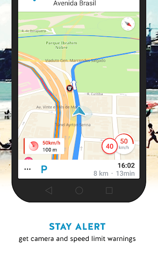 GPS Brasil u2013 Free navigation  Screenshots 5
