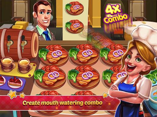 Kitchen Madness - Restaurant Chef Cooking Game Apkfinish screenshots 6