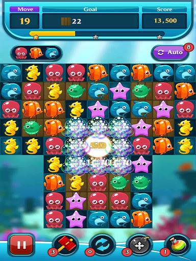 Ocean Match Puzzle 1.2.4 screenshots 4