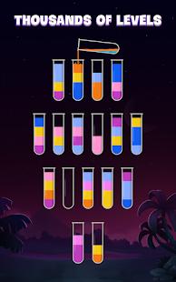 Sort Water Puzzle - Color Liquid Sorting Game 1.16 screenshots 1