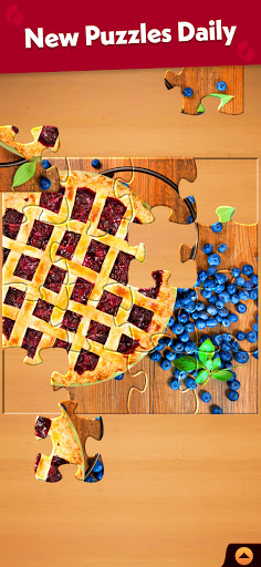 Jigsaw Puzzle: Create Pictures with Wood Pieces Apkfinish screenshots 9