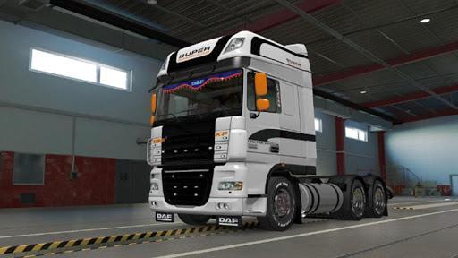 Euro Drinving Truck Simulator 2020 apkdebit screenshots 3