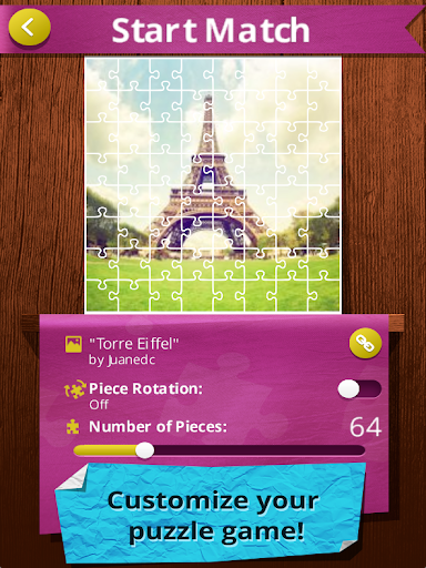 Jigsaw Puzzles Real  screenshots 7