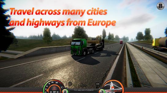 Truckers of Europe 2 (Simulator) MOD APK 0.41 (Unlimited Money) 15