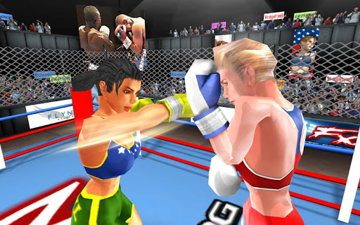 Woman Fists For Fighting WFx3 screenshots 9