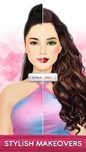 Fashion Makeup Artist: Hair Style & Beauty Studio 1.1
