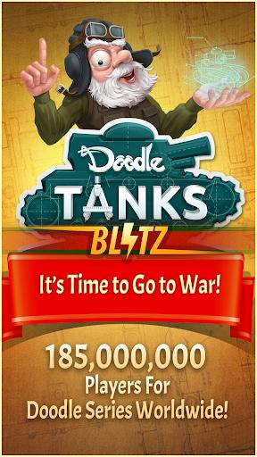 Doodle Tanks Blitz 2.0.6 screenshots 1