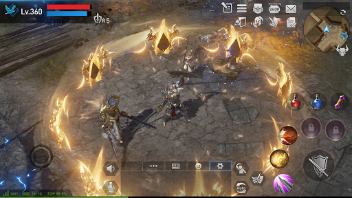 Lineage 2: Revolution 1.25.10 screenshots 3