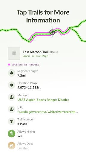 Colorado Trail Explorer modavailable screenshots 3