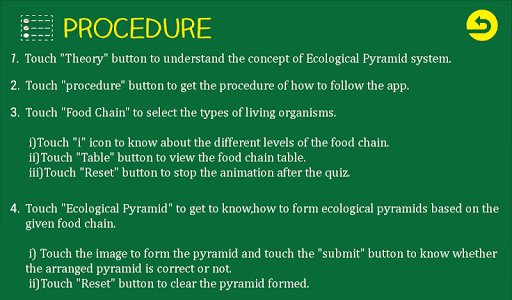 Ecological Pyramid-Food Chain For PC Windows (7, 8, 10, 10X) & Mac Computer Image Number- 15
