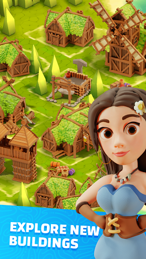 Idle Islands Empire: Idle Clicker Building Tycoon 0.9.5 screenshots 12
