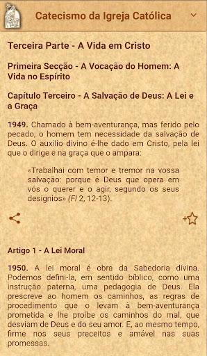 Foto do Catecismo da Igreja Católica - Português