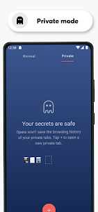 Free Opera Browser  Fast  Private 4