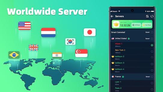 XY VPN VIP v1.3.615 MOD APK – Free, Secure, Unblock, Super, Hotspot 2