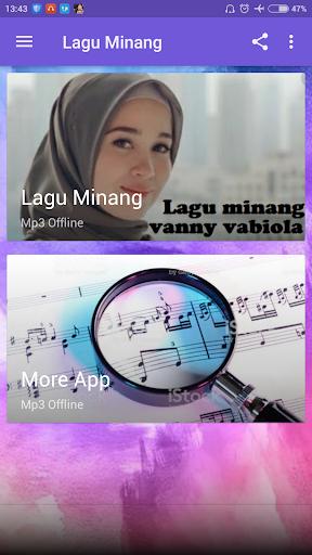 Lagu Minang - Vanny Vabiola Cover  screenshots 2