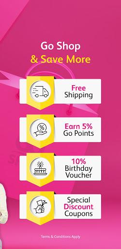 Go Shop - Online Shopping Appu200b 4.4.0 Screenshots 2
