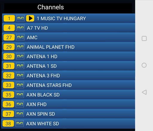 IPTV Romania - canale romanesti  Screenshots 5