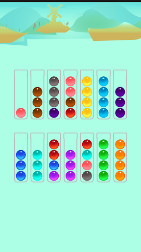 Ball Sort Color Water Puzzle 5.3.0 screenshots 5
