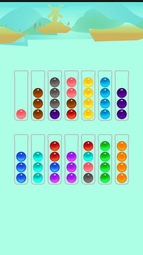 Ball Sort Color Water Puzzle  screenshots 5