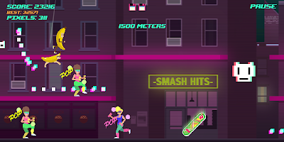 Top Run: Retro Pixel Adventure
