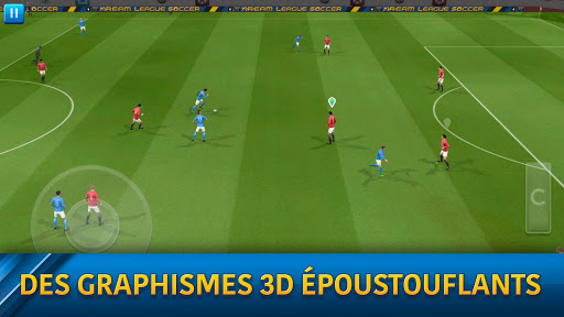 Dream League Soccer APK MOD screenshots 1
