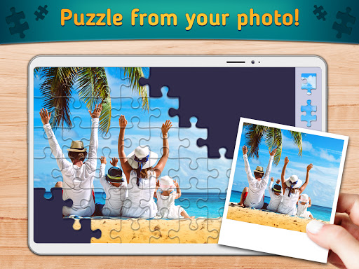 Relax Jigsaw Puzzles android2mod screenshots 9
