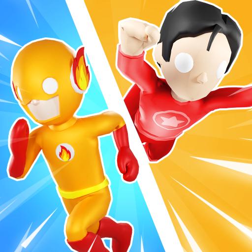 Super Hero Run 3D