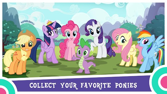 Download My Little Pony My Little Pony game Gameloft Android + mod 1