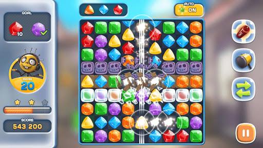 Jewelry King : ZOMBIE DUMB 1.2.3 screenshots 6