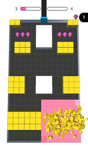Color Blocks Fill  - block puzzle - coloring games  screenshots 3