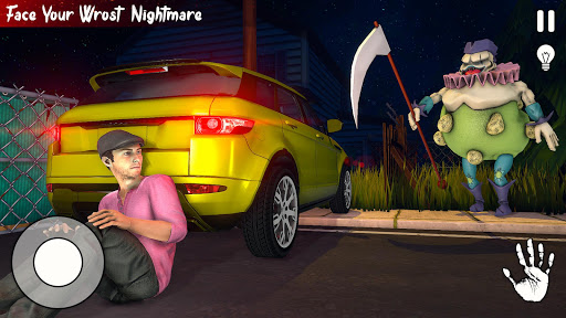 Scary Horror Clown Survival: Death Park Escape 3D  screenshots 4